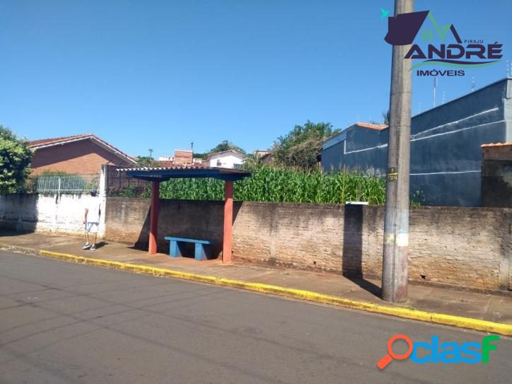 Terreno, 358m², no Jardim Jurumirim, Piraju/SP. 1