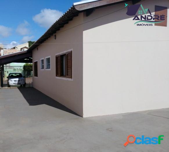 Casa, 3 dormitórios, 78m², no Jardim Ana Carolina II, Piraju/SP 2