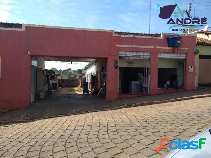 Imóvel comercial, 689m², no Centro, Piraju/SP. 1