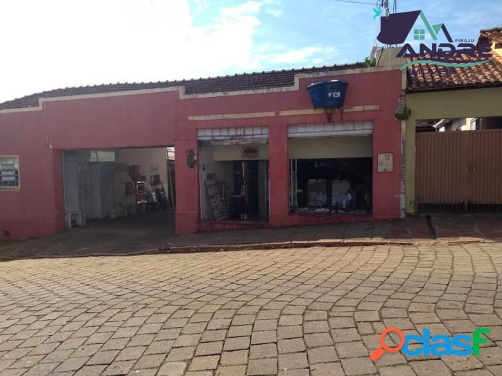 Imóvel comercial, 689m², no Centro, Piraju/SP. 2