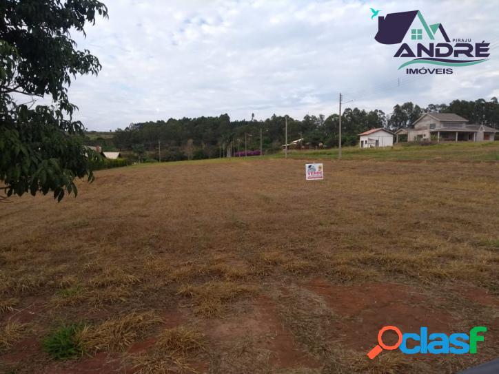 Lotes, 2.000m², no Portal Ecológico Monte Alegre do Paranapanema, Piraju/SP. 1