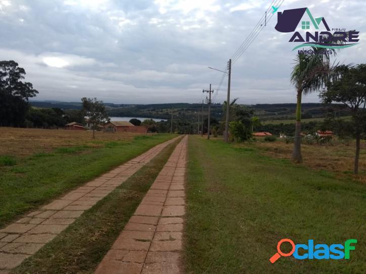Lotes, 2.000m², no Portal Ecológico Monte Alegre do Paranapanema, Piraju/SP. 2