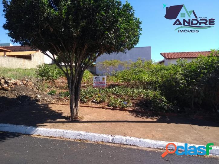 Terreno, 250 m², jardim monte belo, piraju-sp