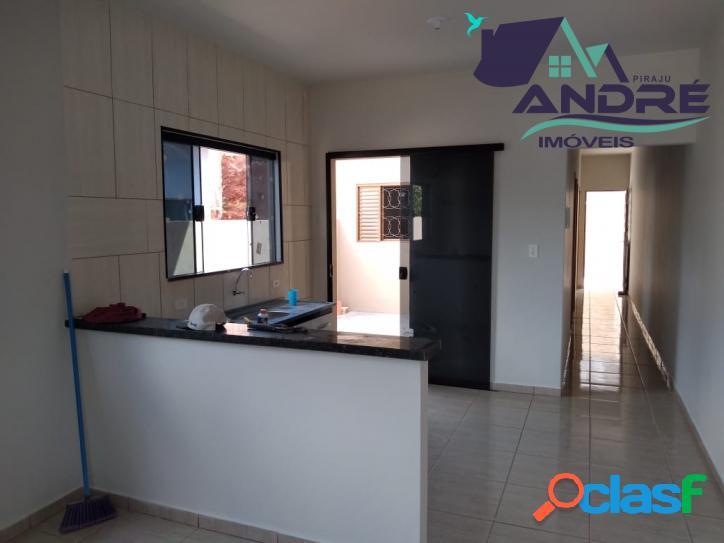 Casa, 2 dormitórios, 59,83m², no Jardim Shangrilá, Piraju/SP. 2
