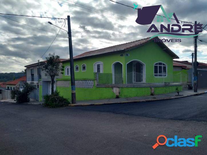 Casa, 4 dormitórios, 153,51m², no Jd Ana Maria, Piraju/SP.