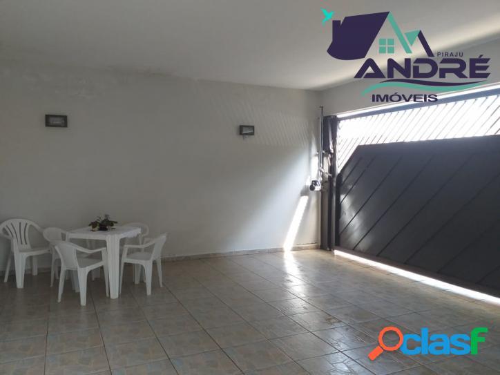 Casa 172m², 3 dormitórios, Piraju /SP. 2