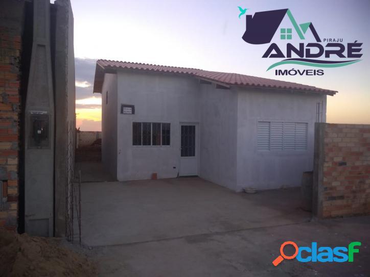 Casa, 2 dormitórios, 70m², bairro alto da bela vista, piraju