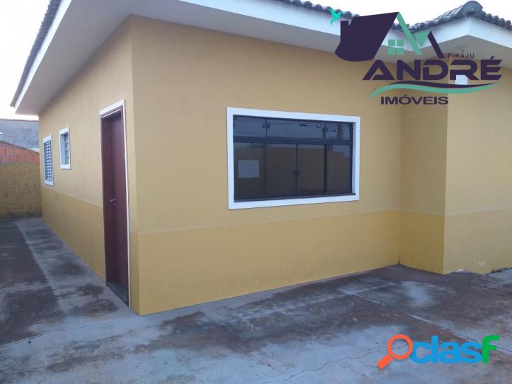 Casa, 2 dormitórios, 70m², bairro monte belo, piraju/sp.