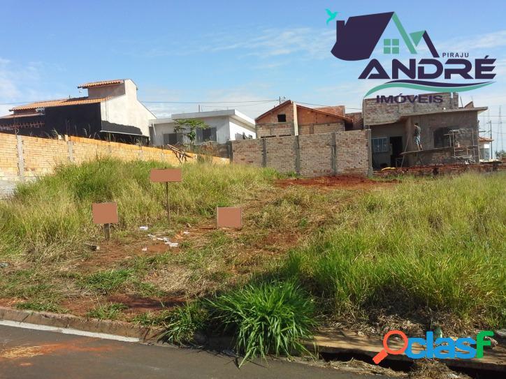 Lote, 160 m², no Jardim Alto Da Bela Vista, Piraju/SP.