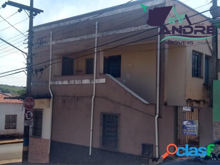 Sobrado e Ponto Comercial, 3 banheiros, 216,60 m², Centro, 3