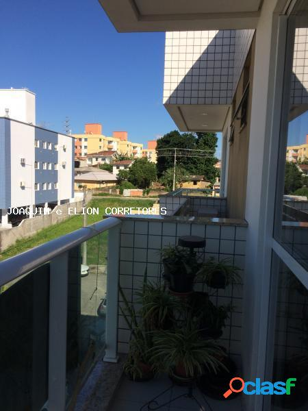 Apartamento para venda em palhoça / sc no bairro pagani