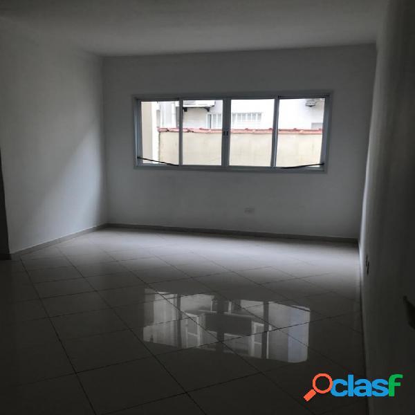 Casa Sobreposta Baixa - 4 Dormitórios- Boqueirão- Santos