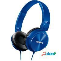 Fone de ouvido headset philips dj alpha 1000mw