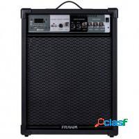 Caixa de som amplificada 100w bluetooth usb sd fm