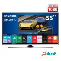 Smart tv 55 samsung full hd hdmi usb wifi hd game