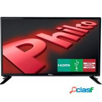 Tv 28 philco hdmi usb conversor digital led hd