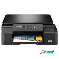 Impressora brother color wifi usb scanner copiador