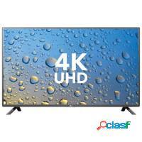 Smart tv 43 4k lg full hd hdmi usb wifi ips surrou