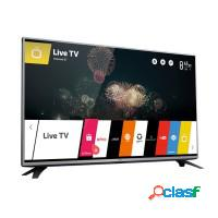 Smart tv 43 lg led wifi ful lhd hdmi usb wi-di c/