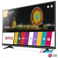 Smart tv 49 led 4k ultra hd lg hdmi usb wifi c/con