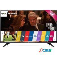 Smart tv 55 led 4k ultra hd lg hdmi usb wifi c/con