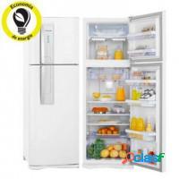 Refrigerador electrolux branco frost free 2 portas