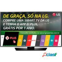 Smart tv lg 49 led full hd hdmi usb wifi conversor