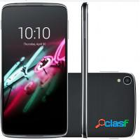 Smartphone alcatel 2 chips tela hd 4.7 octa core a