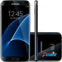 Smartphone samsung galaxy s7 4g 32gb tela 5.5 andr