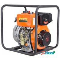 Motobomba à diesel alta pressão motor 296cc 4 te