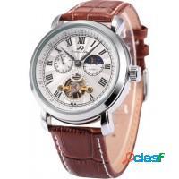 Relógio de pulso luxo classic ks shark york