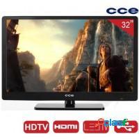 Tv led 32 cce hd (refurbished) conversor digital u