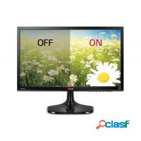 Monitor led 23 lg widescreen ips full hd + hdmi