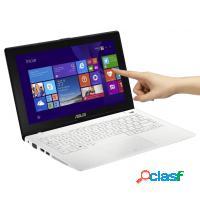 Notebook asus intel 2gb ram hd 500gb win8 tela tou