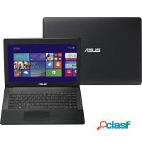 Notebook asus intel core i3 2gb ram hd 320gb win8
