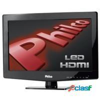 Tv monitor led 19 philco hdmi vga