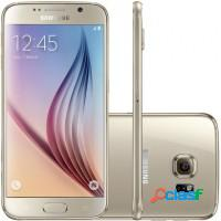 Smartphone samsung galaxy s6 android 5.0 32gb cam