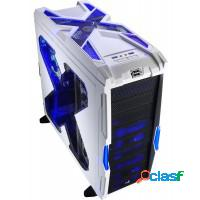 Gabinete atx blue edition usb 3.0 c/ 9 baias