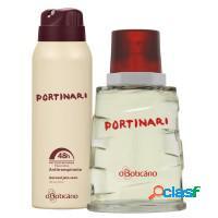 Kit o boticario masc desodorante + colonia - porti