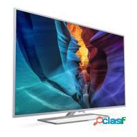 Smart tv 48 led philips hdmi usb wifi conversor fu