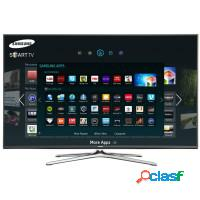 Smart tv 75 samsung led full hd c/ internet wifi u