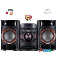 Mini system lg mp3 2xusb bluetooth smart dj 900w