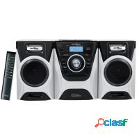 Micro system britânia am/fm/mp3/cd player