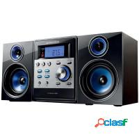 Micro system mondial am/fm mp3