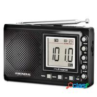 Rádio portátil am/fm mondial sw