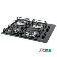 Fogão a gás cooktop fischer 4 bocas c/ grade