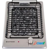 Fogão cooktop grill churrasco 220v