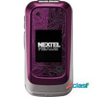 Celular nextel motorola câmera 2mp, mp3 player, b