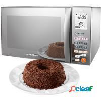 Microondas digital brastemp 38l com grill