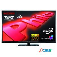 Smart tv philco 58 full hd usb tela led hdmi 120hz